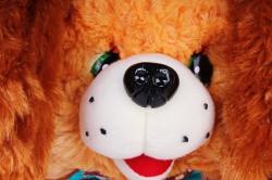 Игрушка мягкая (Г) - Собака Зоопарк 30/32см, арт.2237-34 (20159-30)