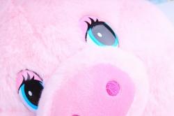 Игрушка мягкая Хрюшка сумка розовая  АГ-81009/35