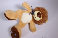 игрушка мягкая лев с большими лапами  32см  1528/32