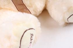 Игрушка мягкая Медведь 3 цвета шампань  М-3715/38см