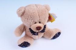 Игрушка мягкая Медведь бежевый   М-3807/17
