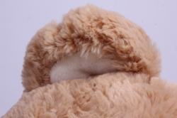игрушка мягкая медведь с бантом 40 см  аг-1728/40 h=40cm