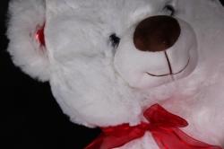 Игрушка мягкая Медведь с Сердцем   М-5745/38