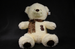 игрушка мягкая медведь шампань 48см  м-3311/48
