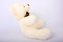 игрушка мягкая медведь шампань м-3311/38 h=38cm