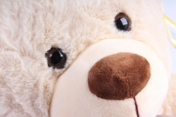 Игрушка мягкая Медведь шампань  М-4601/40