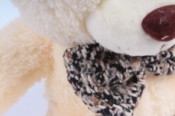 Игрушка мягкая Медведь шампань  М-3807/17