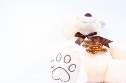 игрушка мягкая медведь шампань с медалью 48см  м-1818/48/1