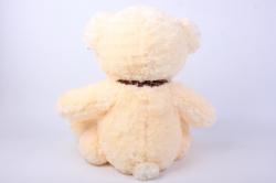 игрушка мягкая медведь шампань с заплаткой 48 см 1105/48