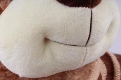 игрушка мягкая медведь в свитере бежевый м-3311/60