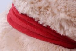игрушка мягкая мишка  3 цвета (экрю) м-1705/58/1