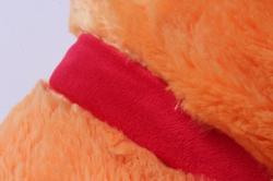 игрушка мягкая мишка  3 цвета (рыжий) м-1705/58/1