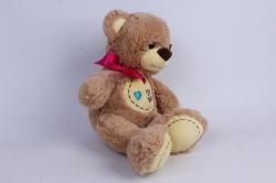 игрушка мягкая - мишка м-3061/32 зоо h=30cm