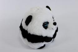 игрушка мягкая панда круглая малая 2219/19-м зоо