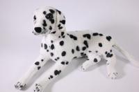 Игрушка мягкая собака Долматин L=45см