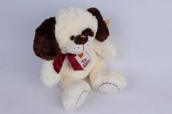 игрушка мягкая - собака м-3061/32 зоо h=30cm