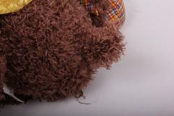 игрушка мягкая - собака музыкальная мальчик ма-18680/16м h=26cm