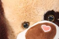 игрушка мягкая собака с большими лапами  32см  1532/32