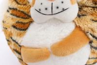 игрушкамягкая -тигркруглый 33смм-1826/33зоо