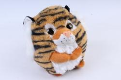 Игрушка мягкая Тигр  круглый малый 2219/19-М ЗОО