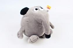 Игрушка мягкая-Мышь круглая антистресс Д-3910/20