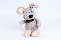 Игрушка  (Г) - Мышка с бантиком  Арт.91001