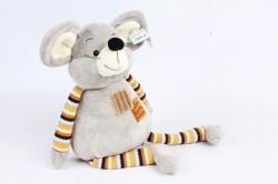 Игрушка  (Г) - Мышка с заплаткой  Арт.91029