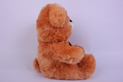игрушкка мягкая мишка рыжий 32см  зоо 1423/32-а
