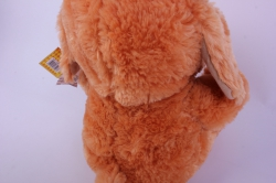 игрушкка мягкая собака 32см  зоо 1423/32-а