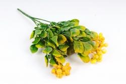 Искусственное растение - Барбарис корейский  охра Б10784