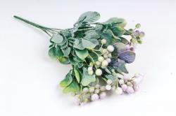 Искусственное растение - Барбарис корейский   сиреневый Б10784