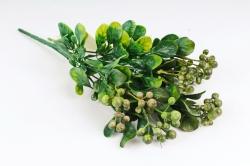 Искусственное растение - Барбарис корейский   зелёный Б10784