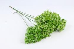 Искусственное растение - Букет укропа белый 45 см LIU375
