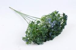 Искусственное растение - Букет укропа синий 45 см LIU375