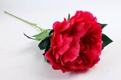 Искусственное растение - Цветок Пиона  малиновый   SUN406-2032, LIU310