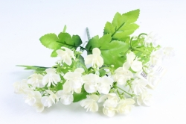 Искусственное растение - Цветы декоративные белые
