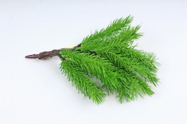 Искусственное растение - Ель карликовая салатовая Б10151