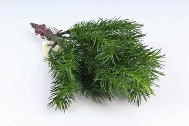 Искусственное растение - Ель карликовая зелёная  Б10151