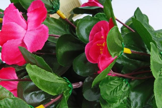Искусственное растение - Жасмин малиновый