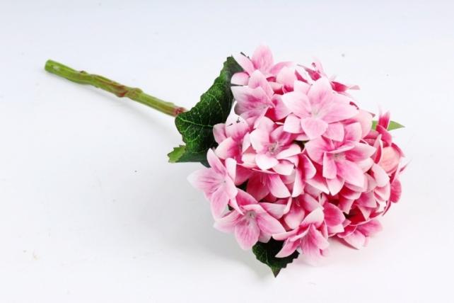 Искусственное растение - Гортензия розовая EJ024