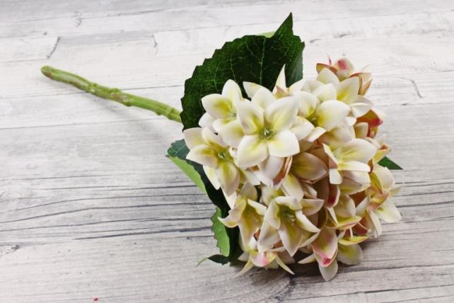 Искусственное растение - Гортензия  шампань EJ024