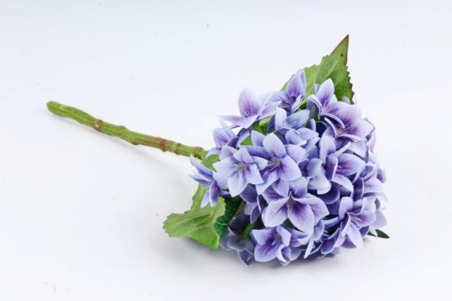 Искусственное растение - Гортензия сиреневая EJ024