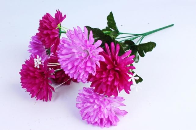 Искусственное растение - Гвоздика пурпурная