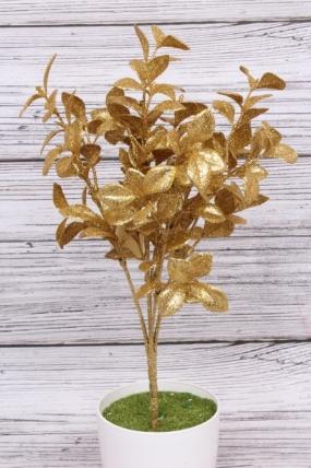 Искусственное растение - Каллизия золотая Н=35 см Б10964