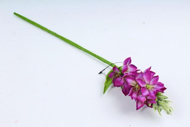 Искусственное растение - Камассия пурпурная SUN620