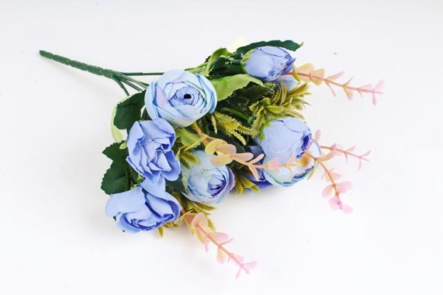 Искусственное растение - Камелия  голубая Б10829