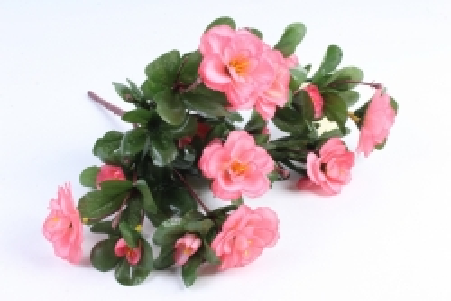 Искусственное растение - Камелия коралловая