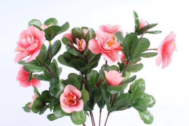 Искусственное растение - Камелия персиковая