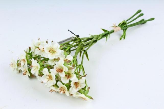 Искусственное растение - Камнеломка белая SUN519