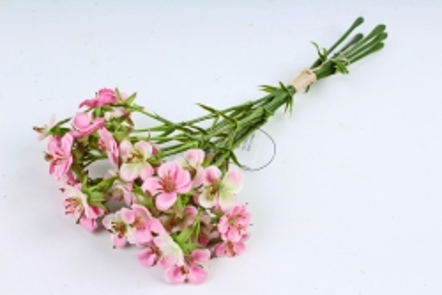 Искусственное растение - Камнеломка розовая SUN519